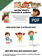 Seguridad Infantil y Prevención de Accidentes