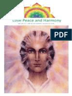 (19) -1-31 Ocak 2010 - Love Peace and Harmony Journal