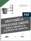 Anatomie Si Fiziologie Umana Pentru Admitere La Facultatile de Medicina Barron s p1