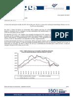 Indíce de preços no consumidor 2013