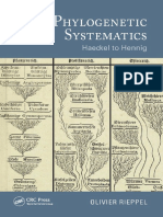 Rieppel Phylogenetic