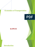 Economics of Transportation 52