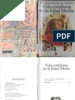 8- BARUQUE, J. - LIBRO - Vida Cotidiana En La Edad Media.pdf