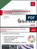 Control de Movimiento Integrado en EtherNet_IP