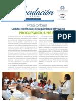 Boletín informativo «Vinculación Informa» #2