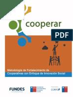 Manual de Fortalecimiento Para Cooperativas - Proyecto COOPERAR - FUNDES CHILE