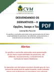 CVM - Derivativos Parte 2