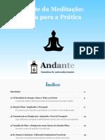Andante a Arte Da Meditação Guia Para a Prática 2