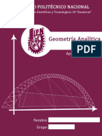 Geometría Analítica - Material
