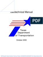 GEOTECNICAL MANUAL