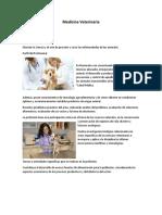 Medicina Veterinaria