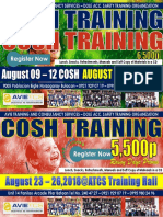 Bosh Cosh Ads Aug 2018