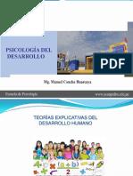 Teorías educativas del desarrollo