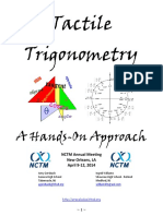 Tactile Trigonometry Handout