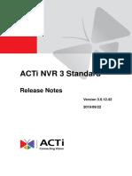 NVR_3_Standard_Release_Notes_V3.0.12.42_20160922