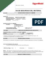 MSDS_Mobil Delvac MX 15W-40