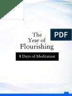 8 Days of Meditation