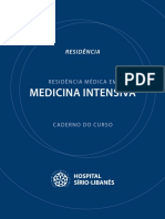 Caderno - Residência - Medicina Intensiva
