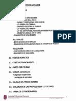 Manual Precios unitarios.pdf