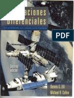 Ecuaciones Diferenciales Con Problemas Con Valores en La Frontera - Dennis Zill [7 Edición] (1)