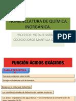 acidosoxacidos