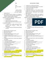 Lista de Utiles 2 Grado
