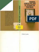 Teoría y sociología críticas de los partidos políticos