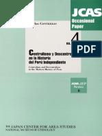 CENTRALISMO Y DESCENTRALISMO EN LA HISTORIA DEL PERÚ INDEPENDIENTE.pdf