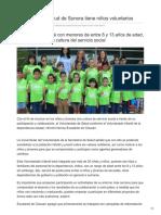 14-08-2018-Secretaría de Salud de Sonora tiene niños voluntarios- tvpacifico