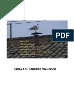 Carta Papa Francisco