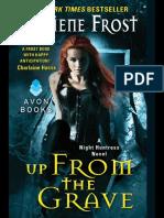 Série a Caçadora Da Noite 7 - Saindo Da Sepultura - Jeaniene Frost (1)