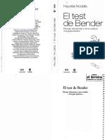 Eje I - Act - Haydee Nodelis El Test de Bender - Copiar