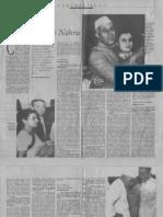 Serrano-En La India de Nehru