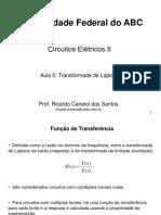 Aula 5 - Função de Transferencia - 18
