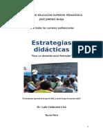 Estrategias de Enseñanza Para El Docente Socioformativookokokokok