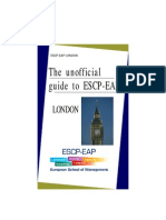 London Guide 2008-2009 - UPDATED