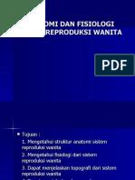 1b.anatomi Dan Fisiologi Sistem Reproduksi Wanita
