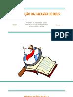 Orientações Para a Celebração Da Palavra de Deus- Doc52 Da Cnbb