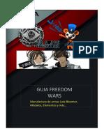 Guía Freedom Wars para Armas Late Bloomer modulos y elementos.pdf