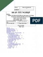 Đồ Án Nghiên Cứu Đánh Giá Hệ Thống an Ninh Mạng Và Sử Dụng Foundstone Để Đánh Giá Điểm Yếu an Ninh - Tài Liệu, eBook, Giáo Trình