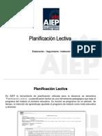 Instructivo Elaboraci-n Planificaciones Lectivas