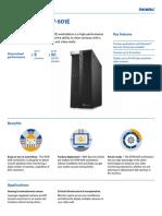 Streamvault 501E Workstation Datasheet (2)