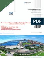 Aluminum Formwork Brochure
