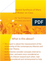 21205666 the Neo Marxist Synthesis of Marx and Weber on Class