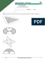 figuras para cálculo de áreas