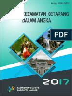 Kecamatan Ketapang Dalam Angka 2017[1]