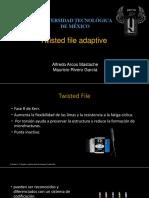 Tf Adaptive Presentación