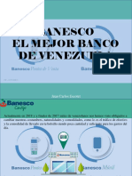 Juan Carlos Escotet - Banesco, El Mejor Banco de Venezuela