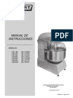 f37235 (Mo) Amasadora Hsl 180 (Esp)