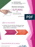 SUTURAS Sergio-Diana Laura
